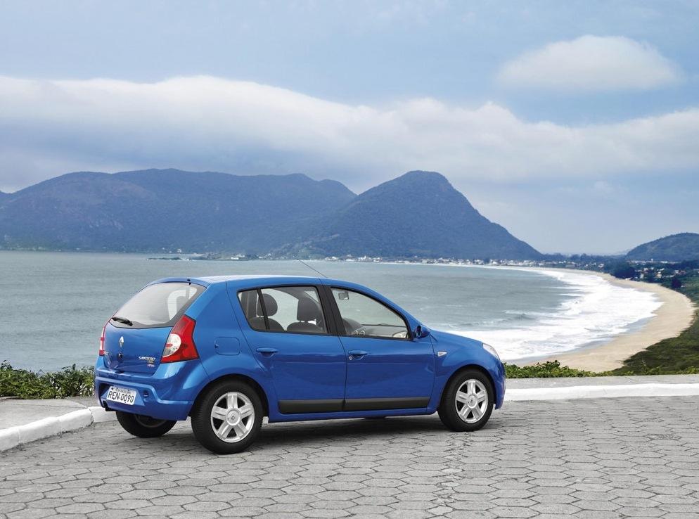 Снимки: Renault Sandero
