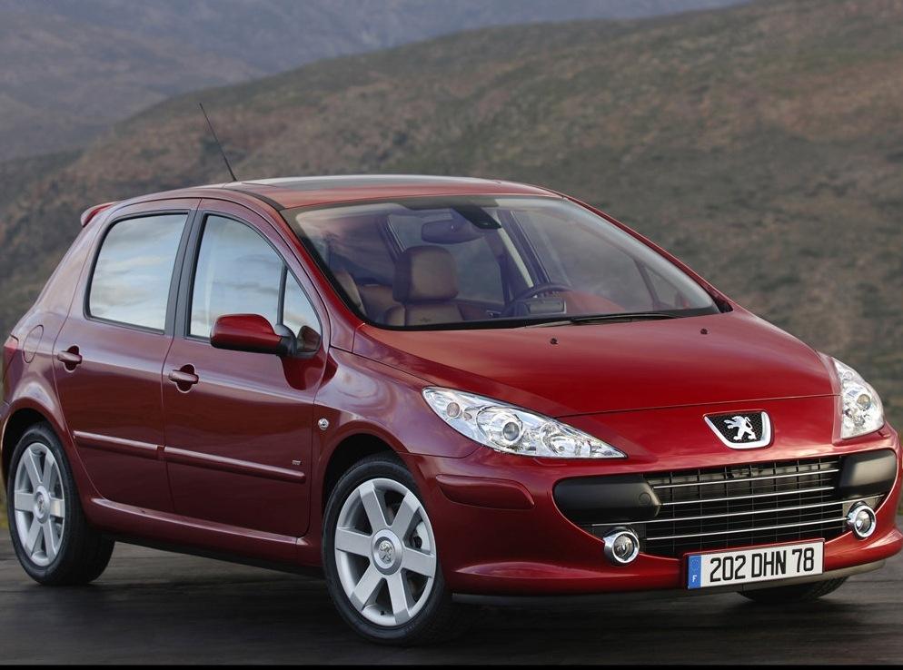 Снимки: Peugeot 307