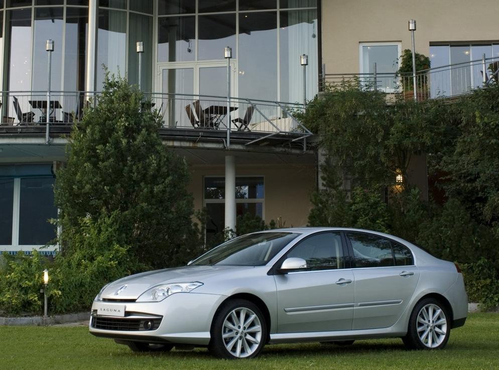 Снимки: Renault Laguna 3
