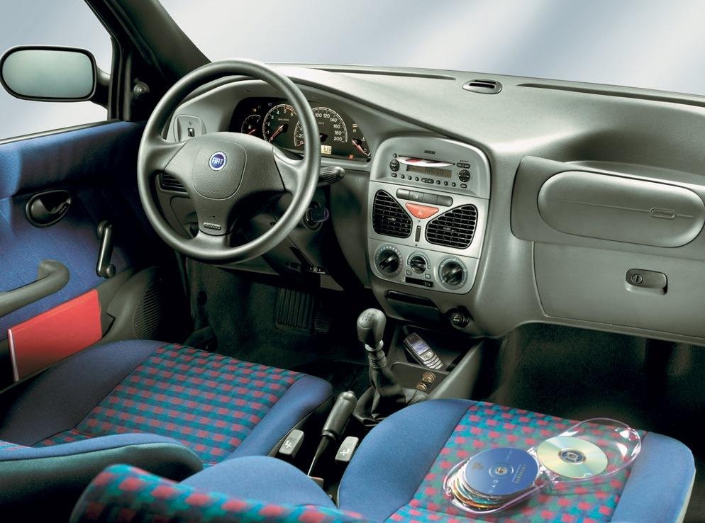 Снимки: Fiat Strada (178E)