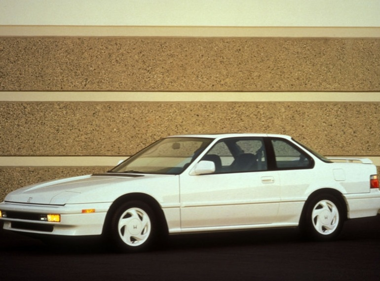 Снимки: Honda Prelude III (BA)