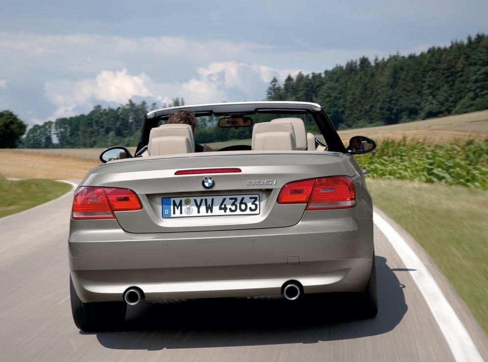 Снимки: Bmw 3er Cabrio (E93)
