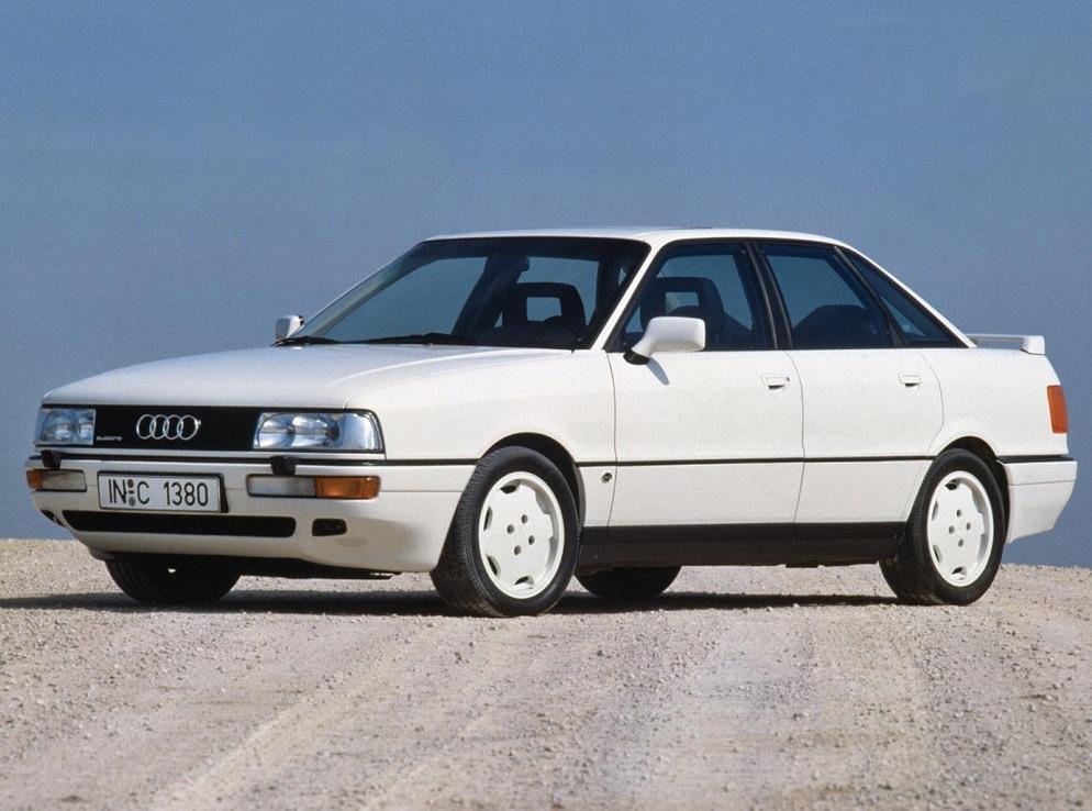 Снимки: Audi 90 (89,89Q,8A)