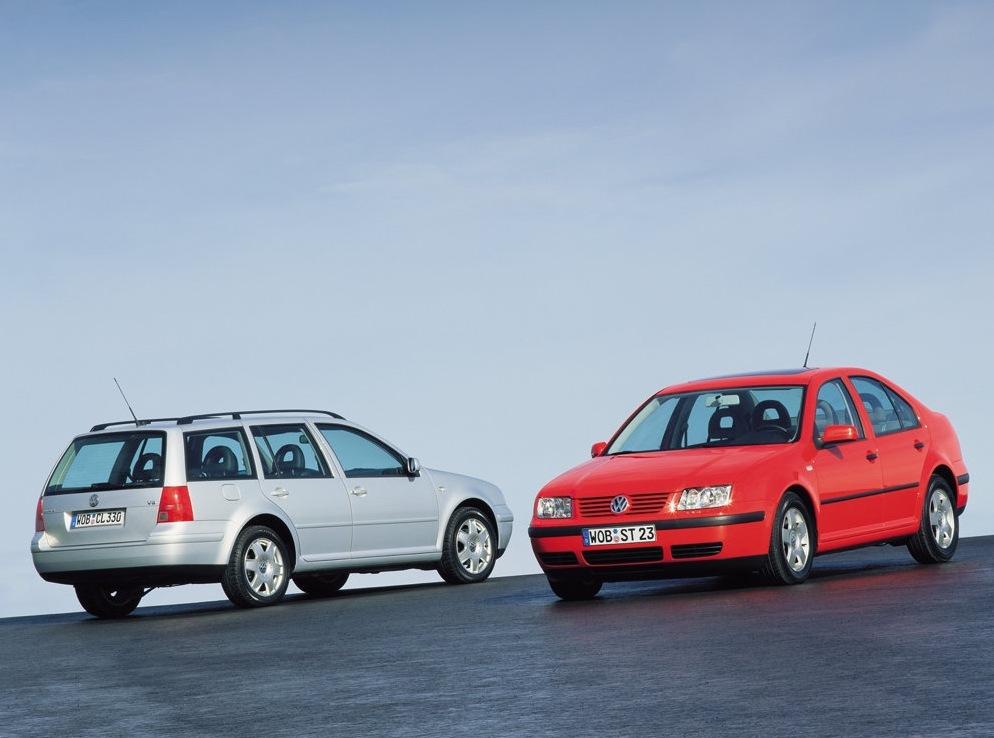 Снимки: Volkswagen Bora (1J2)