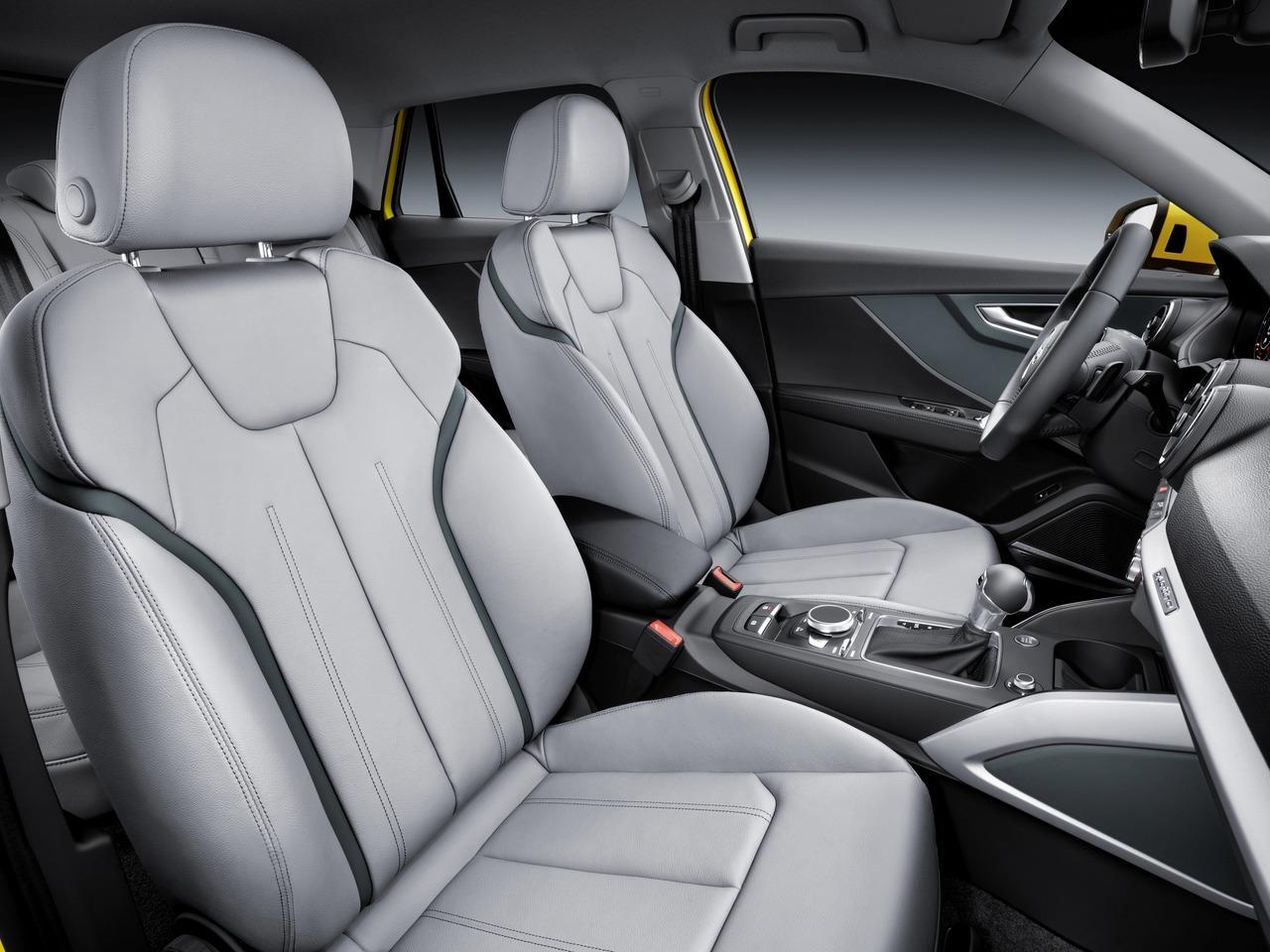 Снимки: Audi Q2