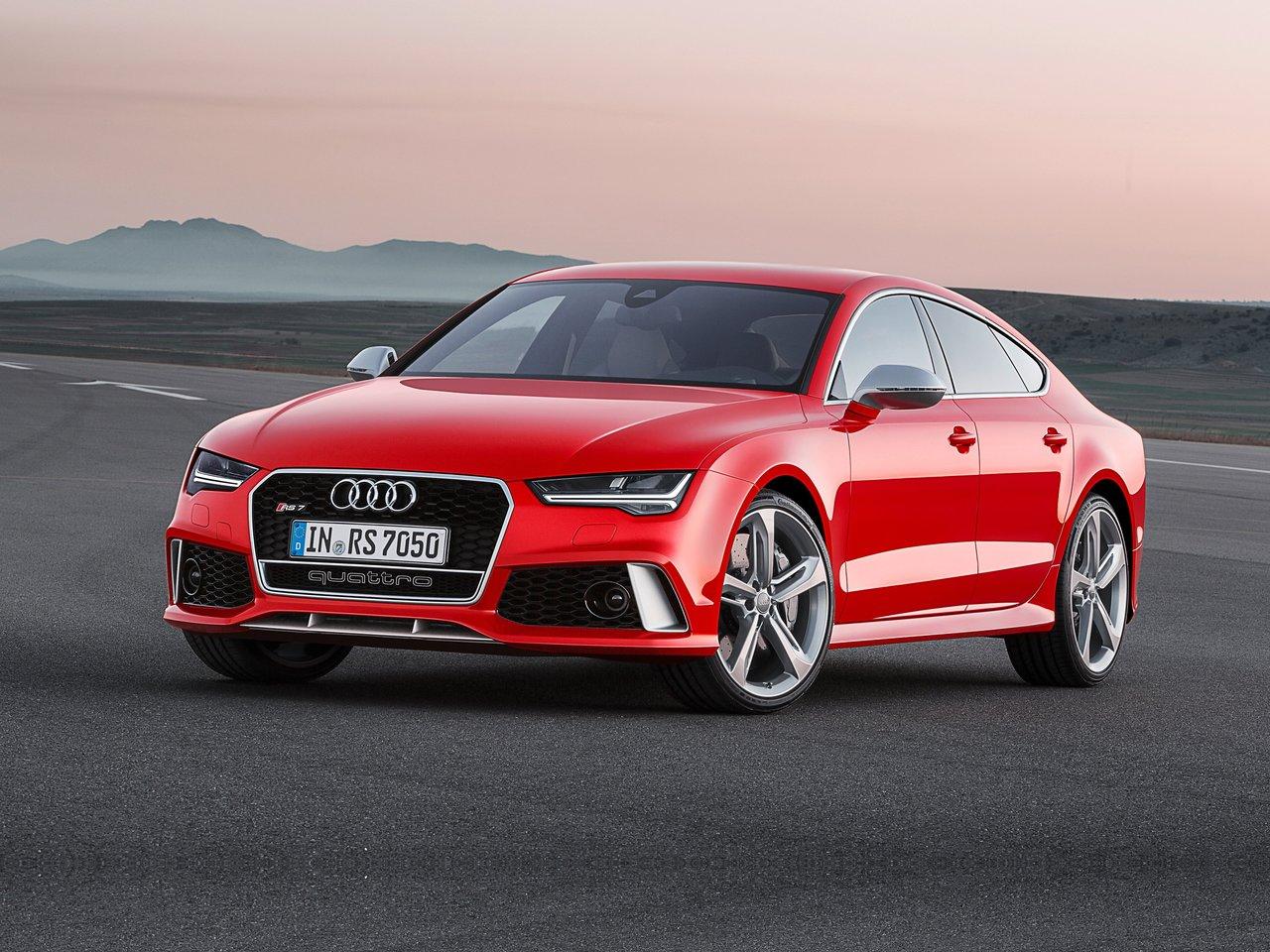 Снимки: Audi RS7