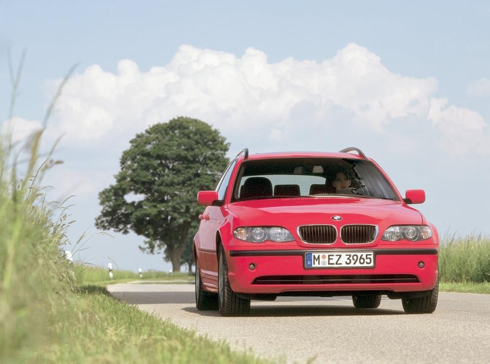 Снимки: Bmw 3er Touring (E46)