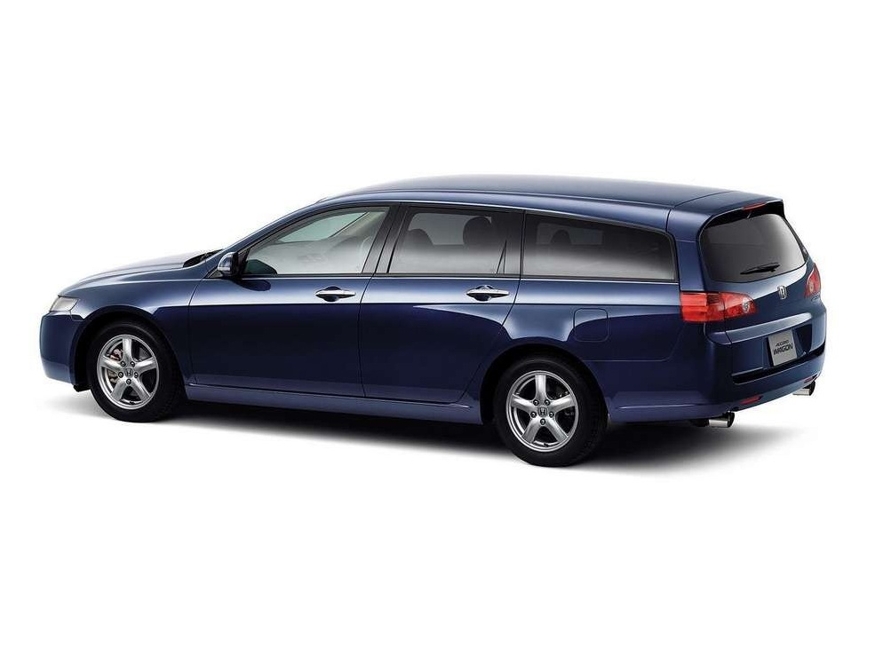 honda accord wagon 2009 характеристики