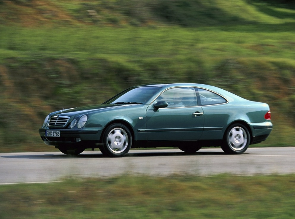 Снимки: Mercedes-benz CLK (S208)