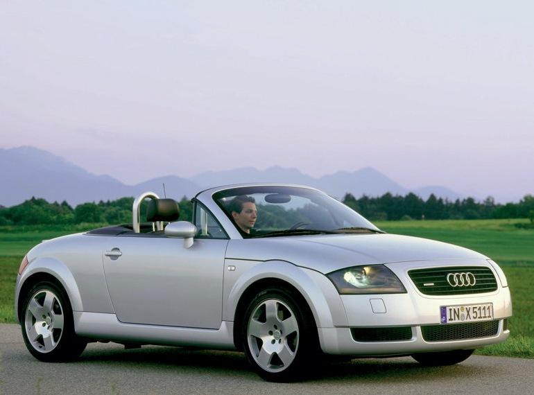 TT Roadster (8N)