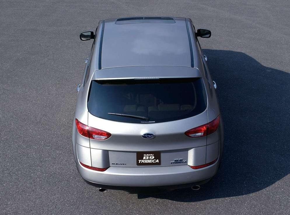 Снимки: Subaru B9 Tribeca