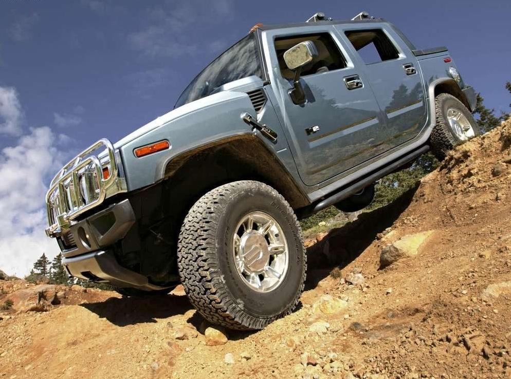 Снимки: Hummer Hummer H2 SUT