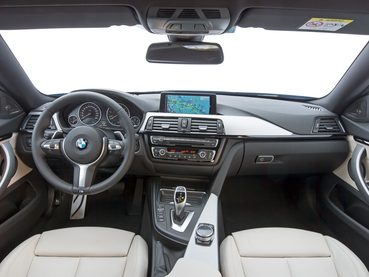 Снимки: Bmw 4er Gran Coupe (F36)
