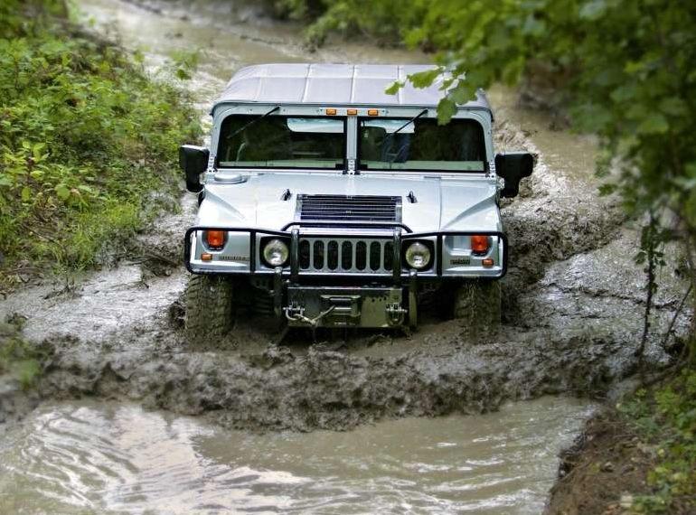 Снимки: Hummer Hummer