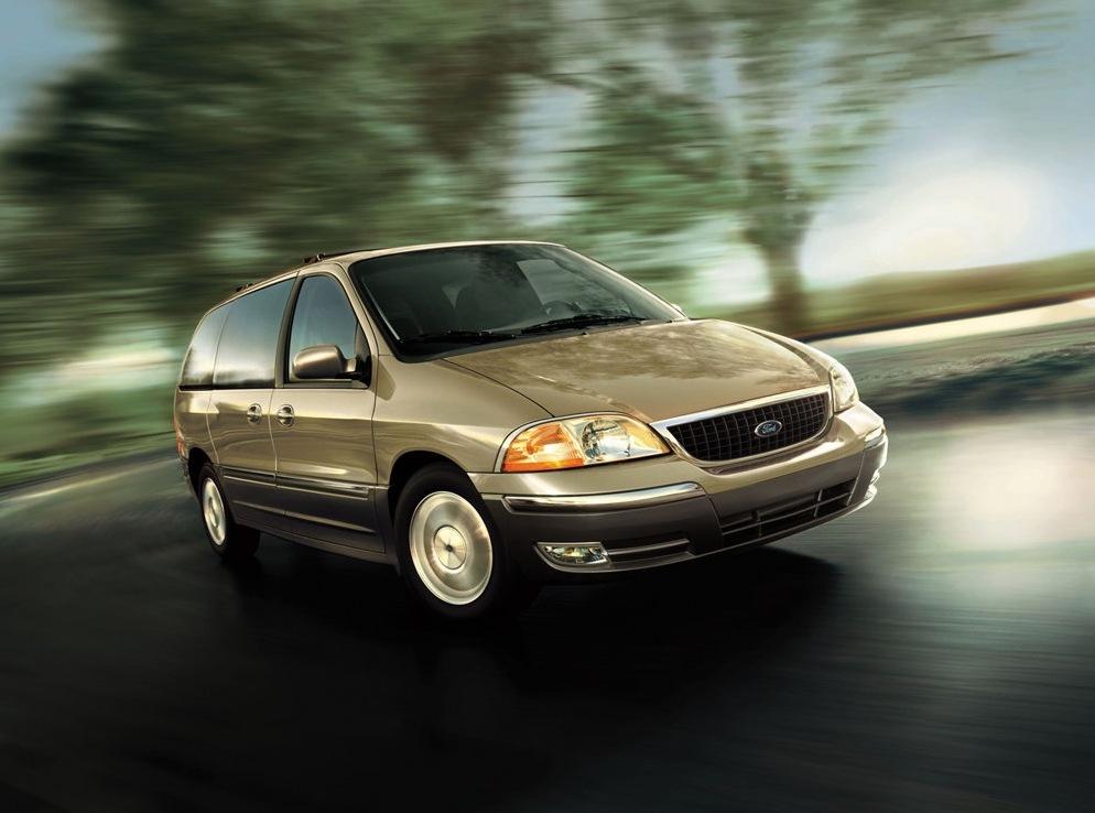 Снимки: Ford Windstar (A3)
