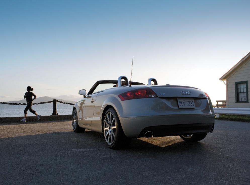 Снимки: Audi TT Roadster (8N)