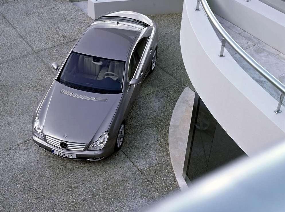 Снимки: Mercedes-benz CLS (W219,C219)