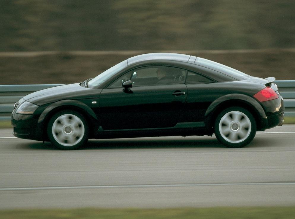 Снимки: Audi TT (8N)