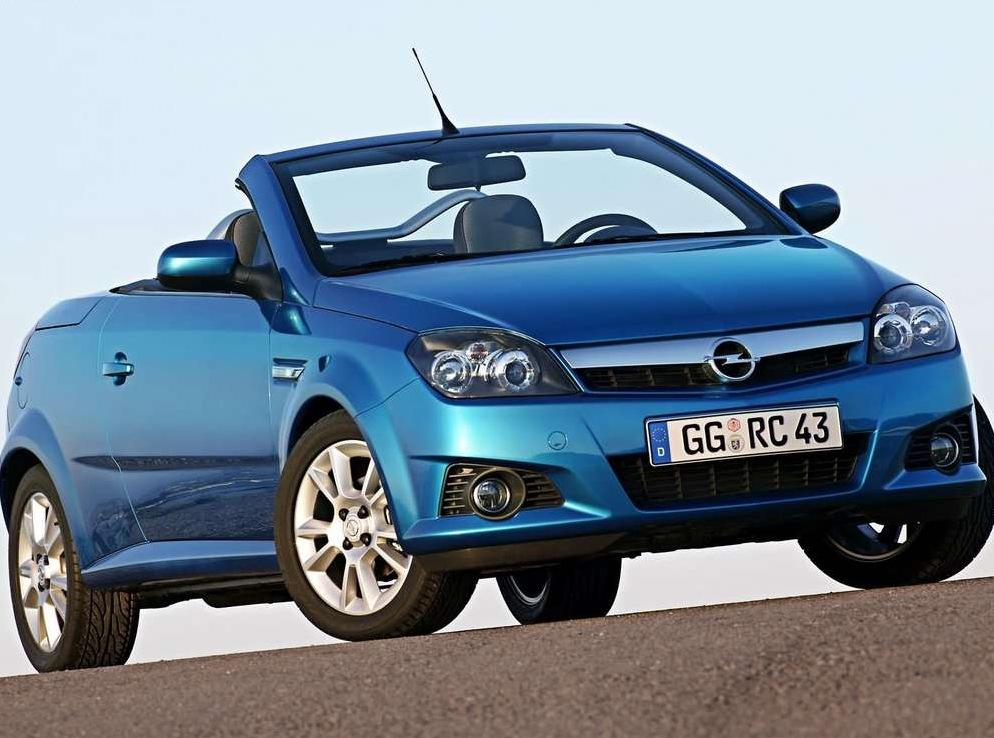 Снимки: Opel Astra H TwinTop