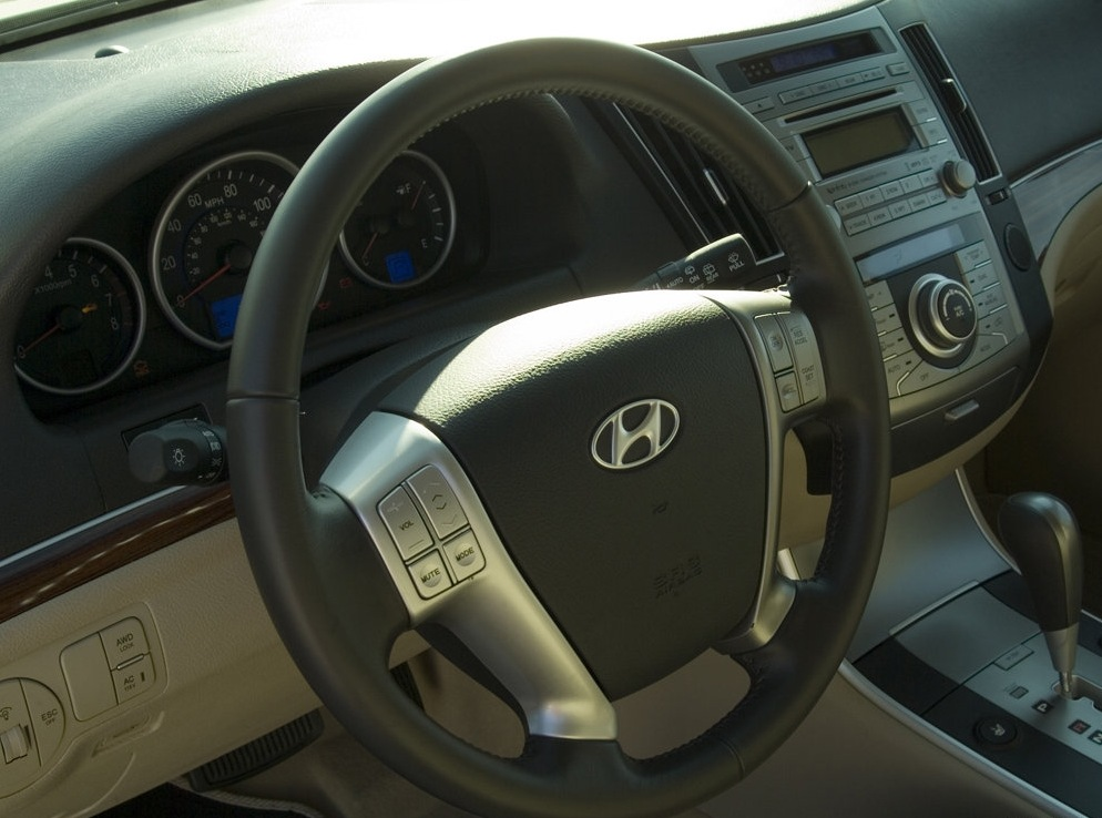 Снимки: Hyundai Veracruz
