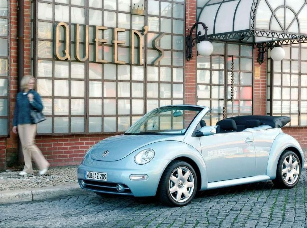 Снимки: Volkswagen NEW Beetle Convertible
