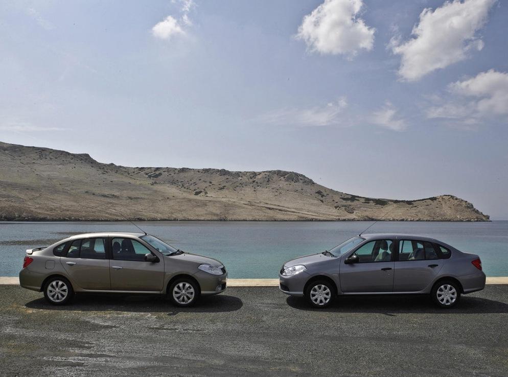 Снимки: Renault Clio Symbol