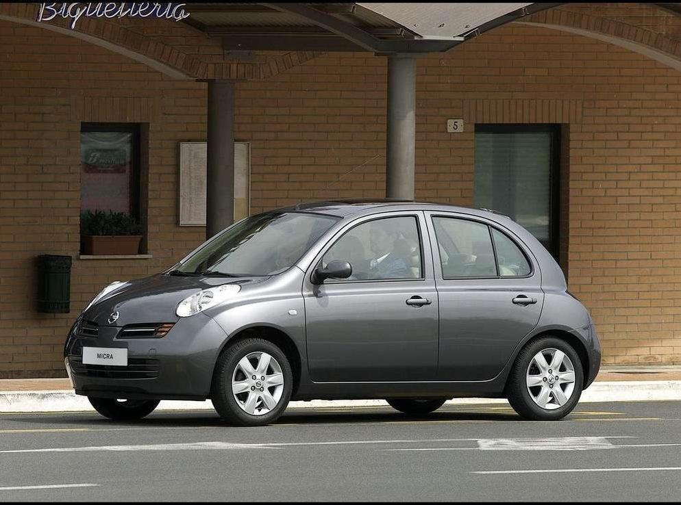 Снимки: Nissan Micra (K12)