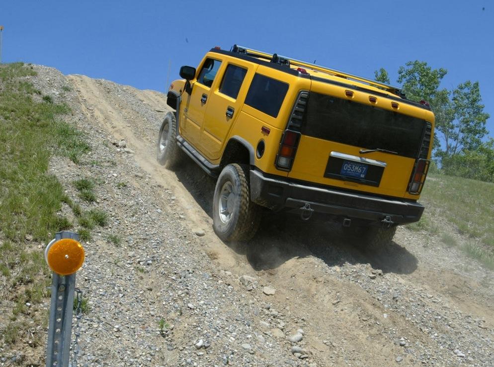 Снимки: Hummer Hummer H2 (gmt 840)