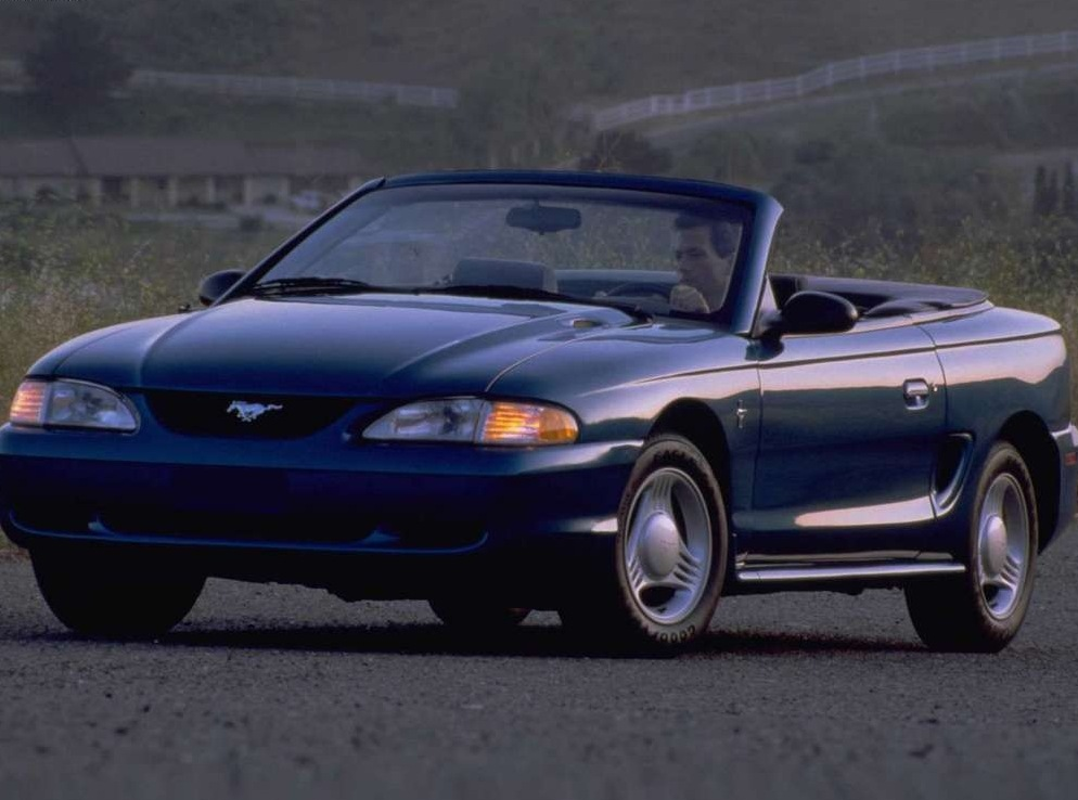 Mustang Convertible IV