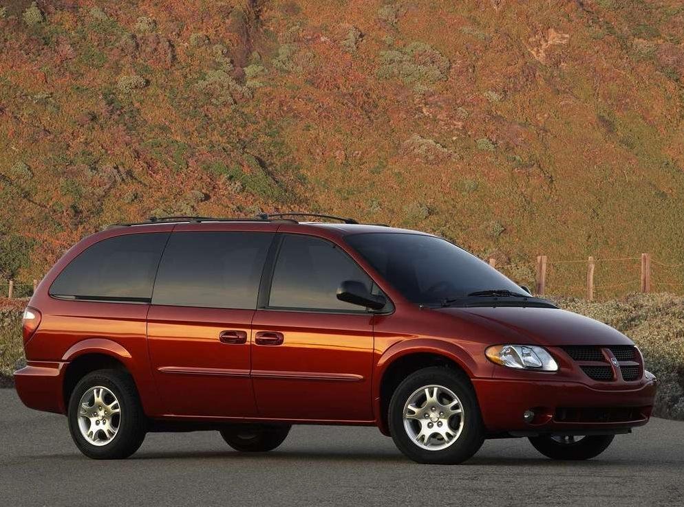 Снимки: Dodge Caravan IV