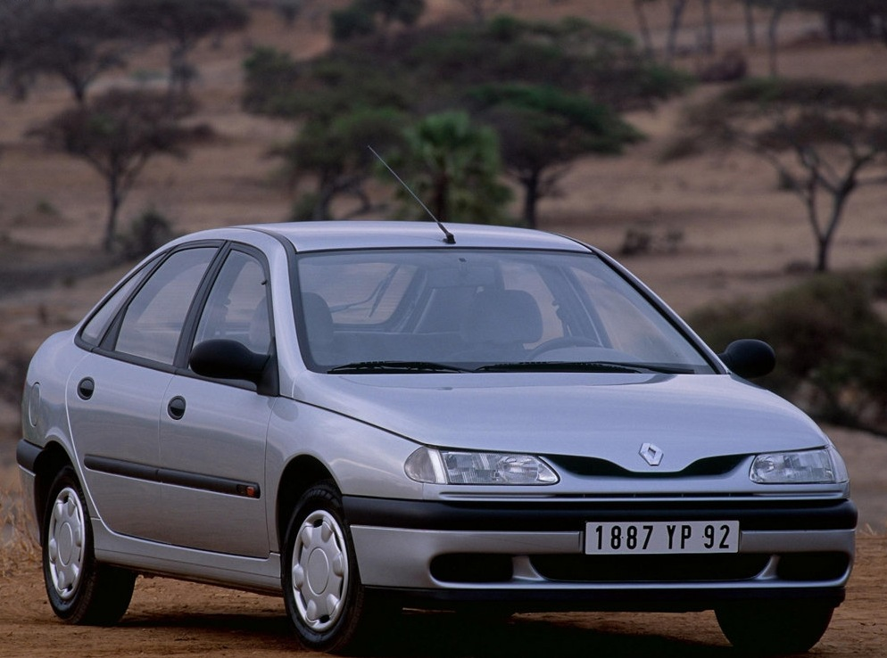 Снимки: Renault Laguna 1