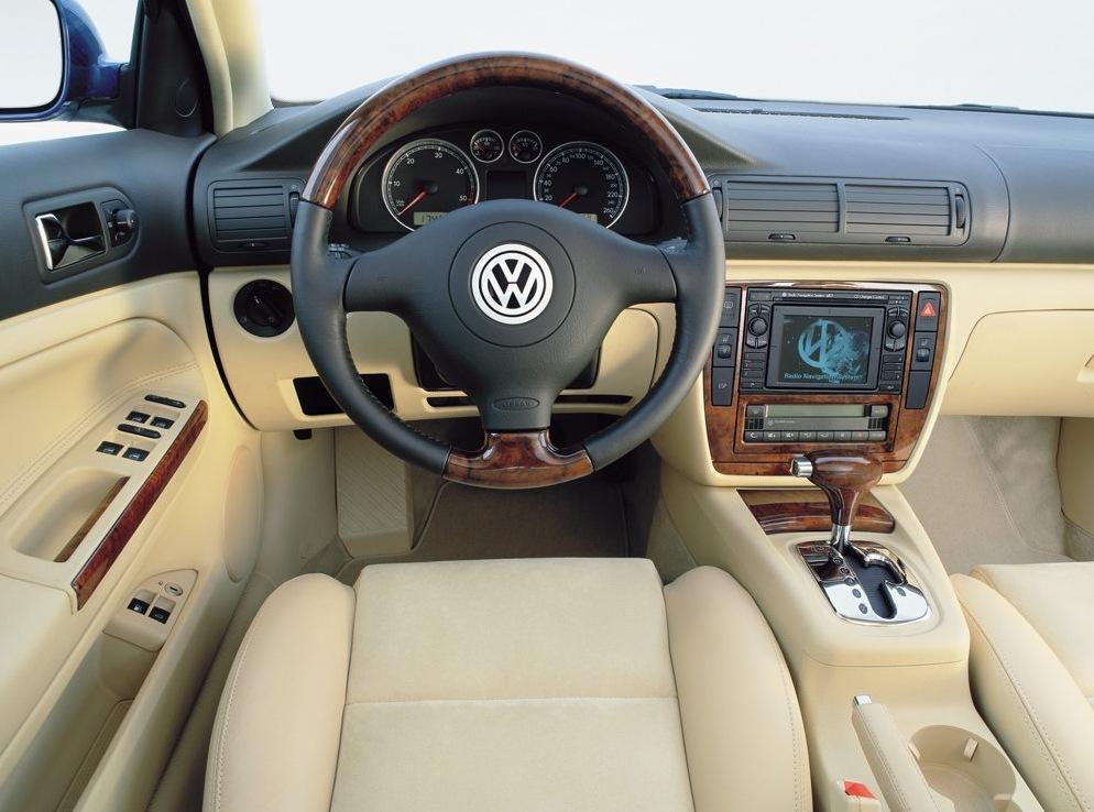 Снимки: Volkswagen Passat Variant (B5)