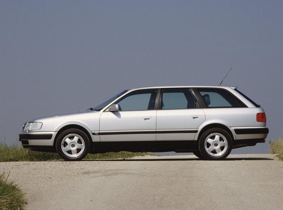 Снимки: Audi 100 Avant (4A,C4)