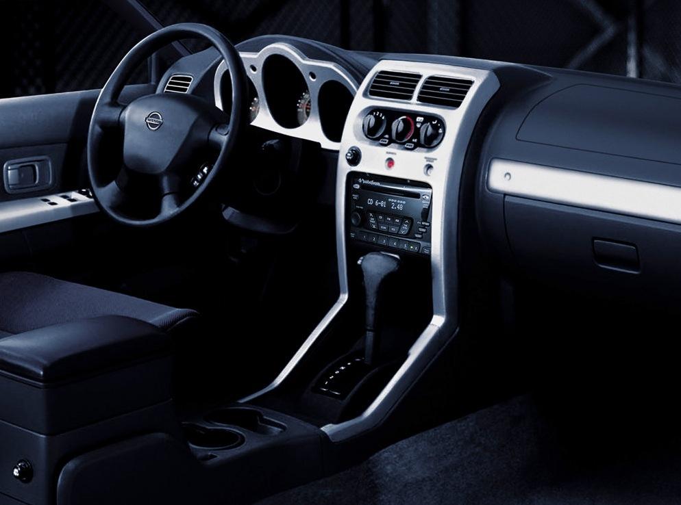 Снимки: Nissan X-Terra