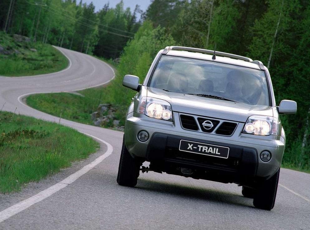 Снимки: Nissan X-Trail