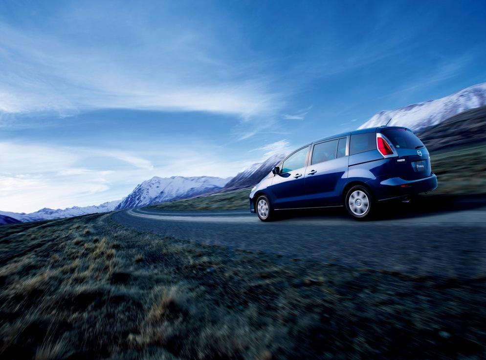 Снимки: Mazda Premacy (CP)
