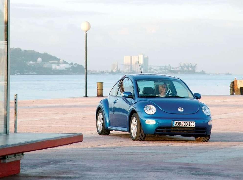Снимки: Volkswagen NEW Beetle (9C)