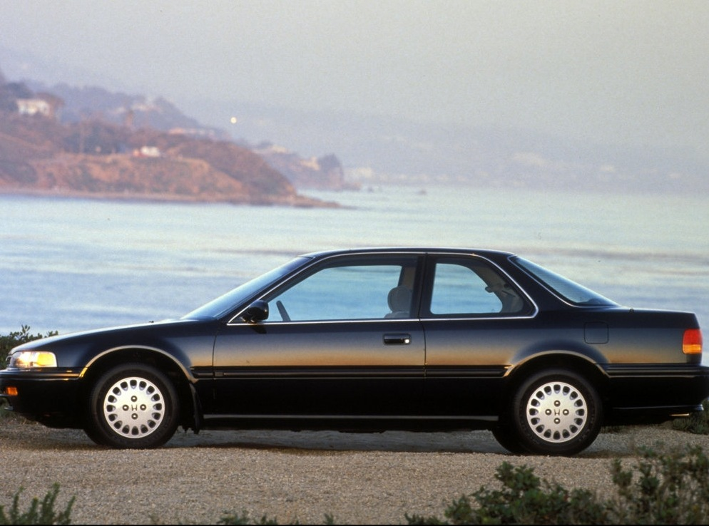 Снимки: Honda Accord IV Coupe (CC1)