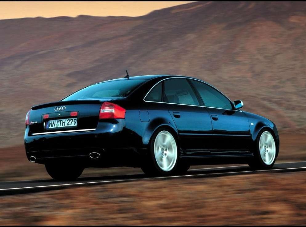 Снимки: Audi RS6 (4B,C5)