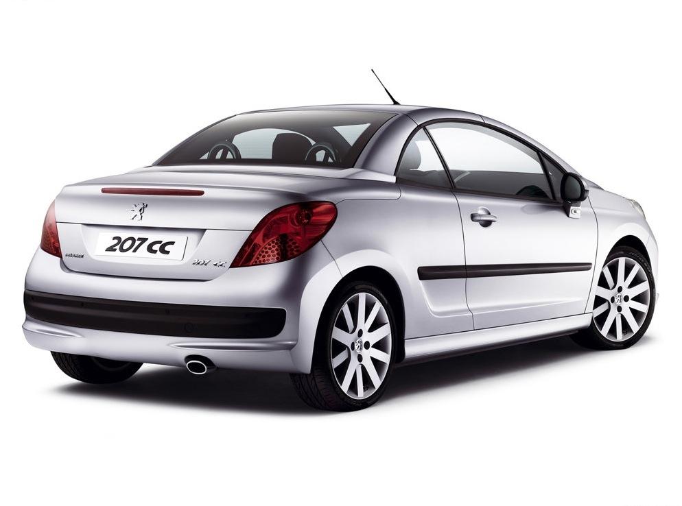 Снимки: Peugeot 207 CC