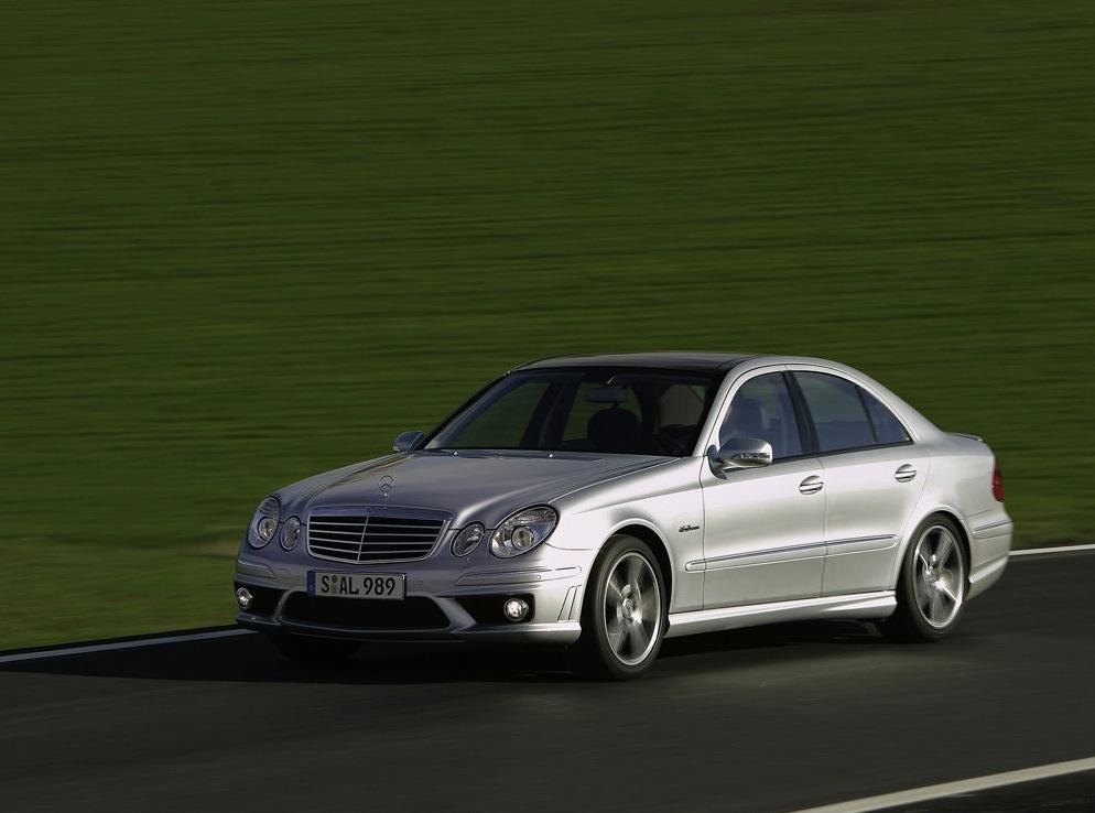 Снимки: Mercedes-benz E-klasse AMG