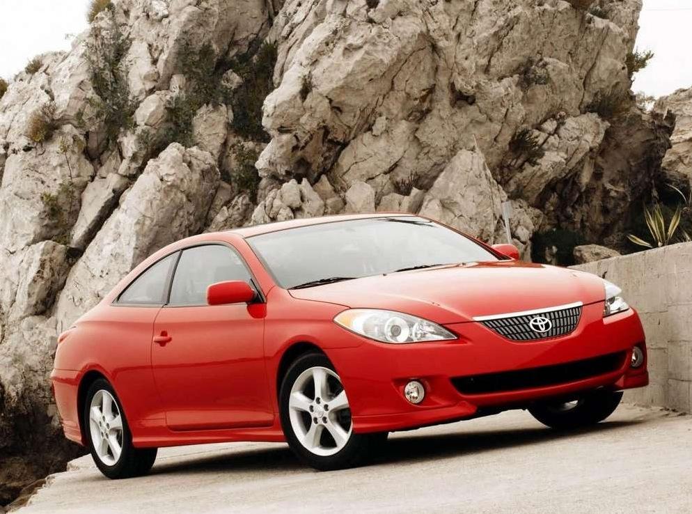 Снимки: Toyota Camry Solara