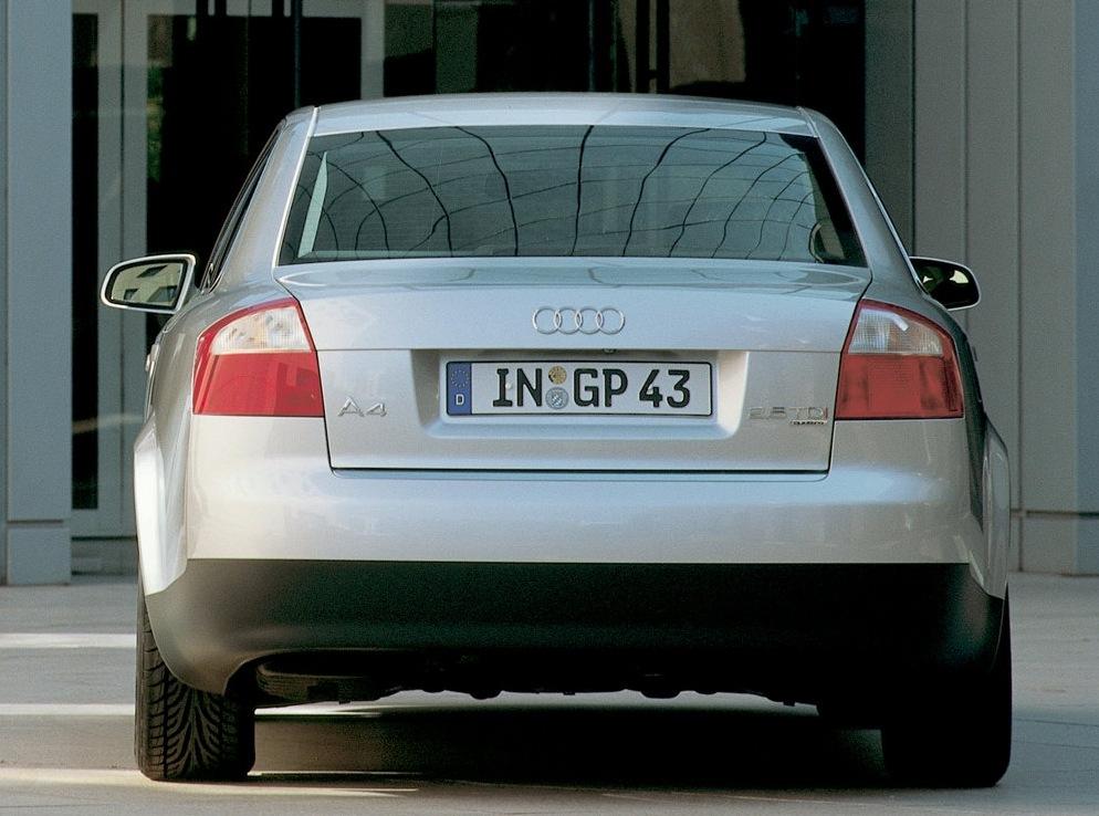 Снимки: Audi A4 (B6)