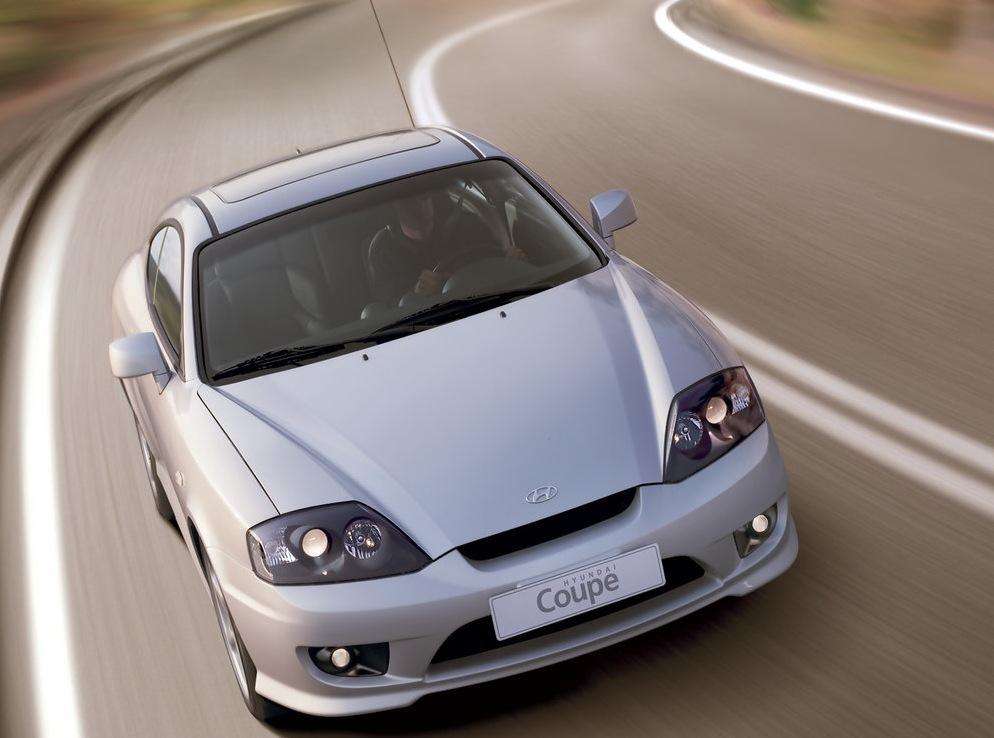 Снимки: Hyundai Coupe III (GK)