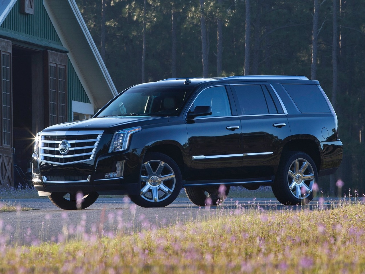 finest selection b146b 33898 www.tuning.bg   Cadillac   Escalade IV Технически характеристики ...