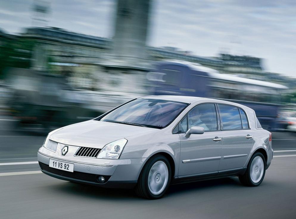 Снимки: Renault Vel Satis