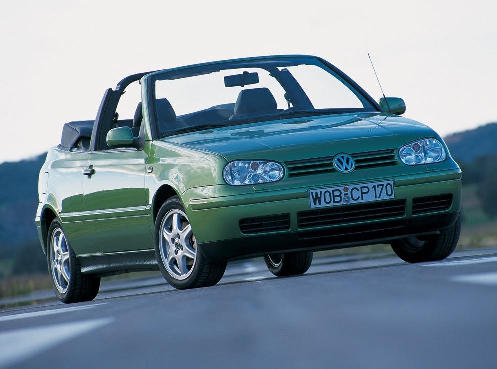 Golf 4 Cabrio (1J)
