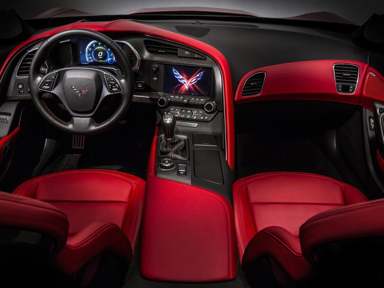 Снимки: Chevrolet Corvette C7