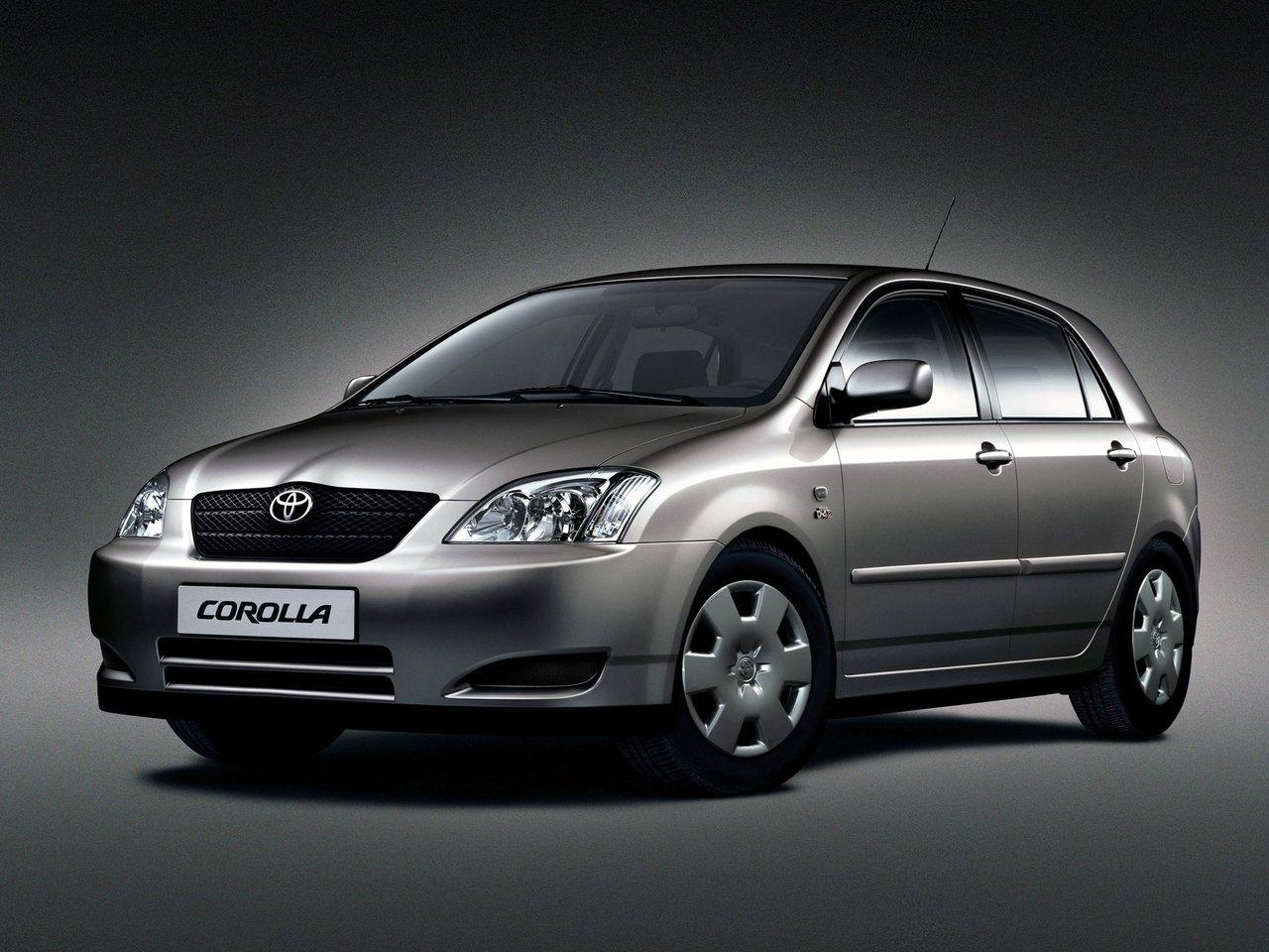 Снимки: Toyota Corolla (E12)