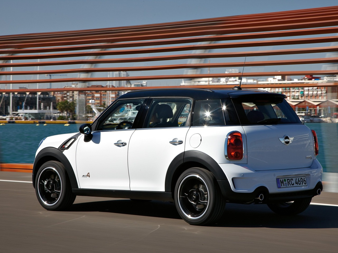 Снимки: Mini Countryman